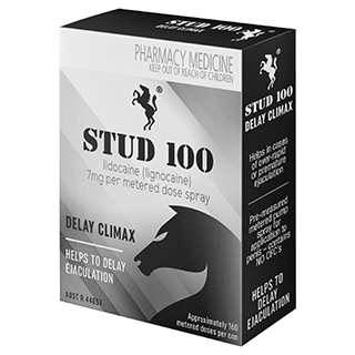 Image for Stud 100 Desensitizing Spray for Men - 12g from Amcal