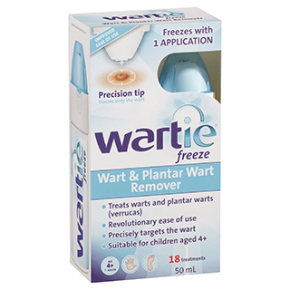Image for Wartie Wart Remover - 50ml from Amcal