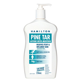 Image for Hamilton Pine Tar & Menthol Lotion - 250ml from Amcal