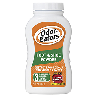 Image for Odor-Eaters Foot Powder - 100g from Amcal