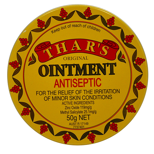 Image for Thars Ointment - 50g from Amcal