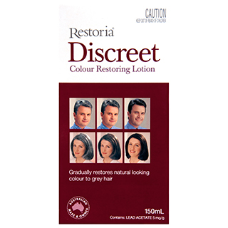 Image for Restoria Discreet Colour Restoring Lotion - 150mL from Amcal