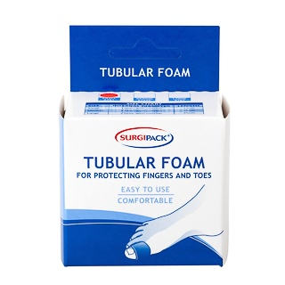 Image for SurgiPack Tubular Foam - 21mm x 25cm from Amcal