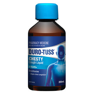 Image for Duro-Tuss Chesty Cough Regular - 200Ml from Amcal