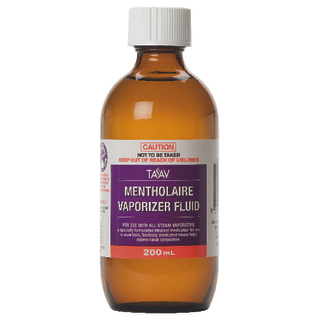 Image for Mentholaire Vapour Fluid - 200mL from Amcal