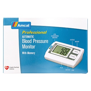 Image for Amcal Blood Pressure Monitor Standard from Amcal