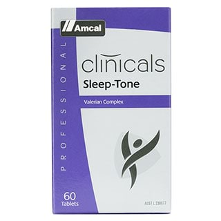 Image for Amcal Clinicals Sleep-Tone - 60 Tablets from Amcal