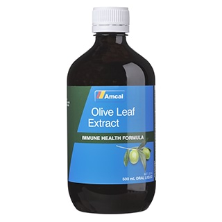 Image for Amcal Olive Leaf Extract - 500mL from Amcal