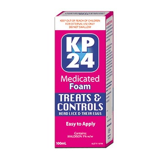 Image for KP24 Medicated Foam - 100ml from Amcal