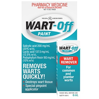 Image for Wart-Off Paint - 6ml from Amcal