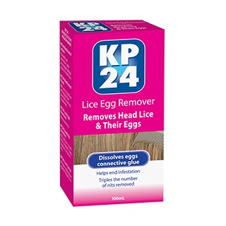 Image for KP24 Egg Lice Remover - 100ml from Amcal