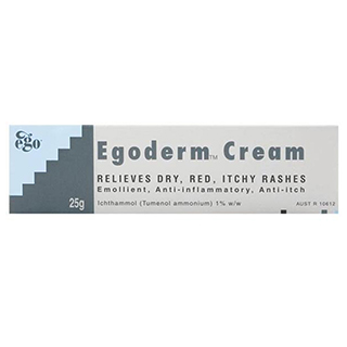 Image for Egoderm Cream - 25g from Amcal