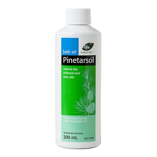 Image for Pinetarsol Bath Oil - 200mL from Amcal
