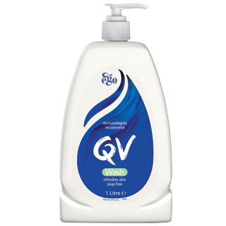 Image for Ego QV Wash - 1L from Amcal
