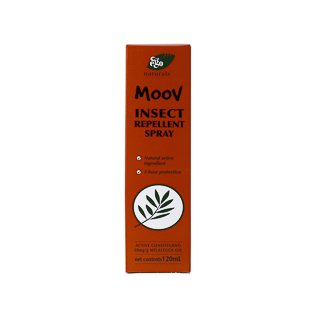 Image for MOOV Insect Repellent Spray - 120mL from Amcal