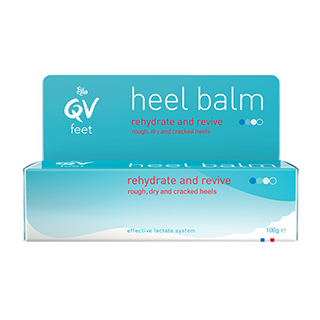 Image for QV Feet Heel Balm - 100g from Amcal