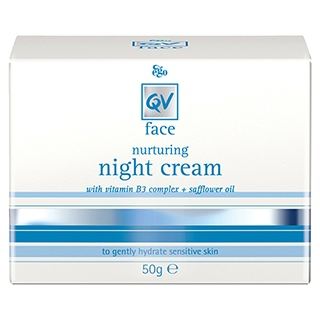 Image for Ego QV Face Nurturing Night Cream - 50g from Amcal