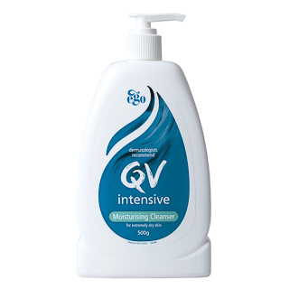 Image for Ego QV Intensive Moisturising Cleanser - 500mL from Amcal