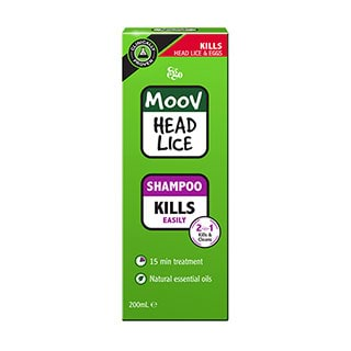 Image for MOOV Head Lice Shampoo - 200g from Amcal