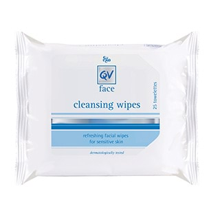 Image for Ego QV Face Cleansing Wipes - 25 Pack from Amcal