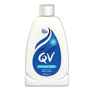 Image for Ego QV Shower Milk - 250mL from Amcal