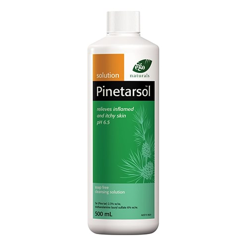 Image for Pinetarsol Solution - 500mL from Amcal