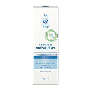 Image for Ego QV Face Ultra Calming Moisturiser - 75g from Amcal