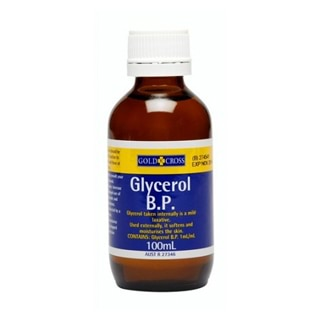 Image for Gold Cross Glycerol B.P. - 100mL from Amcal