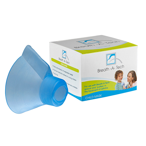Image for Breath-A-Tech - Standard Child Face Mask from Amcal