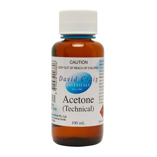 Image for David Craig Acetone - 100ml from Amcal