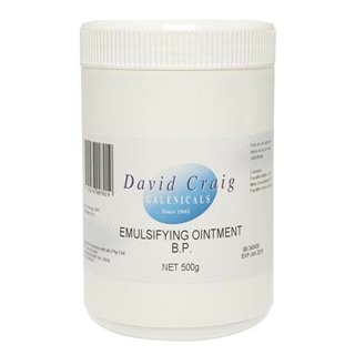 Image for David Craig Emulsifying Ointment - 500g from Amcal