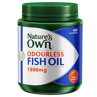 Nature S Own Fish Oil Mg