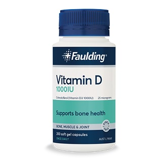 Image for Faulding Remedies Vitamin D from Amcal