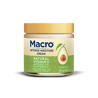 Image for Macro Natural Vitamin E Cream - 100g from Amcal