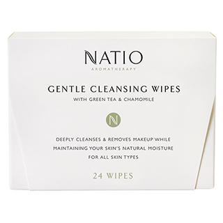 Image for Natio Gentle Cleansing Wipes - 24 Pack from Amcal