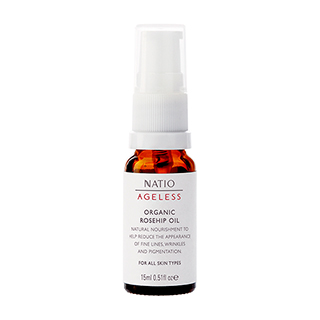 Image for Natio Ageless Organic Rosehip Oil - 15mL from Amcal