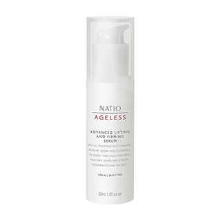Image for Natio Ageless Advanced Lifting and Firming Serum - 30mL from Amcal