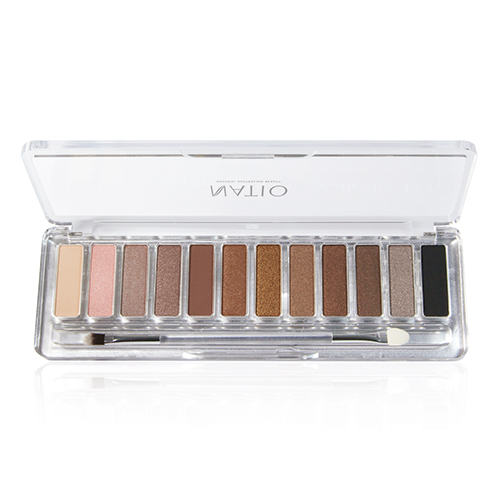 Image for Natio Naturally You Eye Shadow Earth Pallette from Amcal