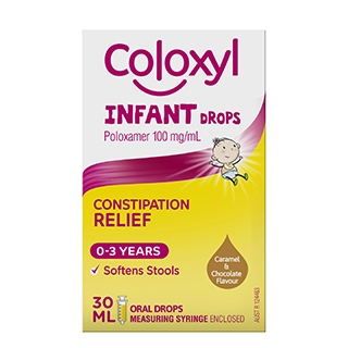 Coloxyl Oral Drops 30ml Amcal