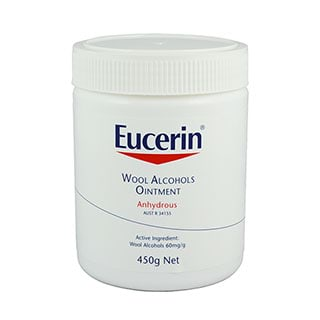 Image for Elastoplast Eucerim Wool Alcohol Ointment - 450g from Amcal