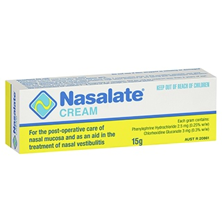 Image for Nasalate Cream - 15g from Amcal