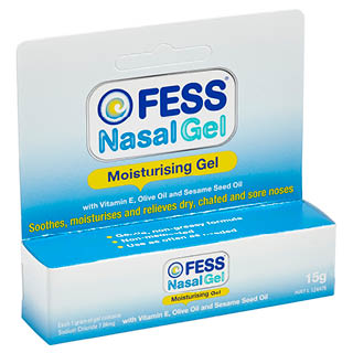 Image for Fess Nasal Gel - 15g from Amcal