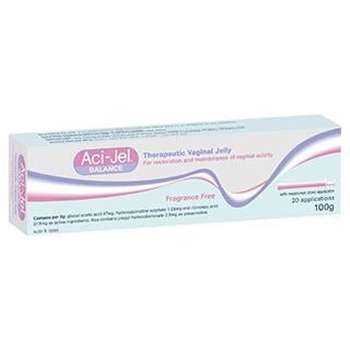 Amcal Aci-Jel Balance Vaginal Jelly - 100g - Compare Club