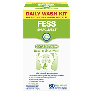 Image for Fess Sinu-Cleanse Iso Kit from Amcal
