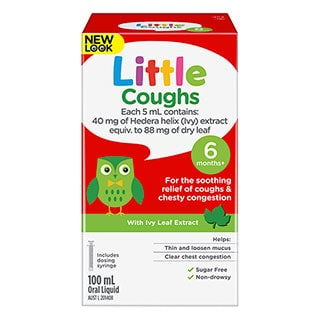 Image for Little Coughs - 100mL from Amcal