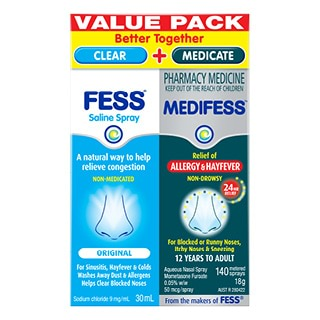 Image for Medifess Value Pack from Amcal