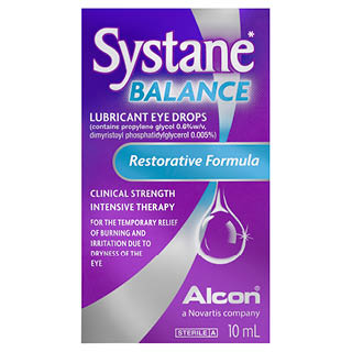 Image for Systane Balance Lubricant - 10mL from Amcal