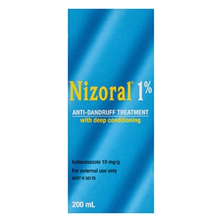 Image for Nizoral Shampoo 1% - 200mL from Amcal