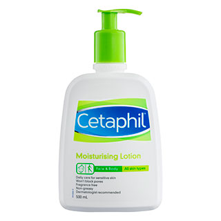 Image for Cetaphil Moisturising Lotion - 500mL from Amcal