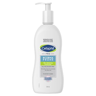 Image for CETAPHIL Pro Eczema Prone Skin Restoring Body Moisturiser 295mL from Amcal